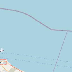 Map of Tagiura