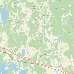 Map of Karlstad