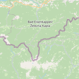 Map of Kamnik