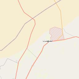 Map of Brak