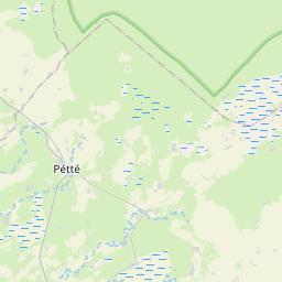 Map of Maroua