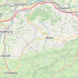 Map of Amstetten