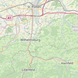 Map of Krems