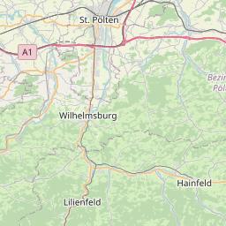 Map of Weinzierl