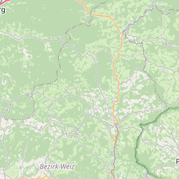 Map of Kapfenberg