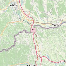 Map of Murska