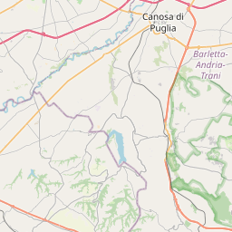 Map of Foggia