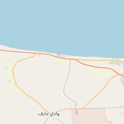 Map of Sirte