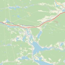 Map of Sundsvall