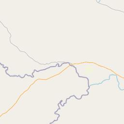 Map of Bossangoa