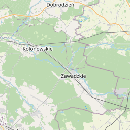 Map of Zabrze