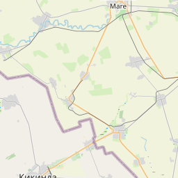 Map of Szeged