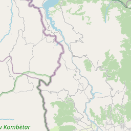 Map of Peshkopi
