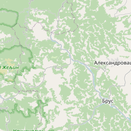 Map of Novi