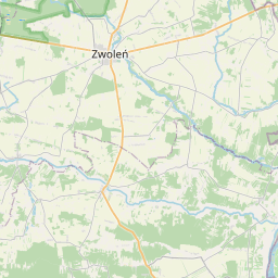 Map of Radom