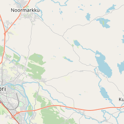 Map of Pori