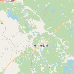 Map of Rauma