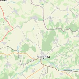 Map of Oradea