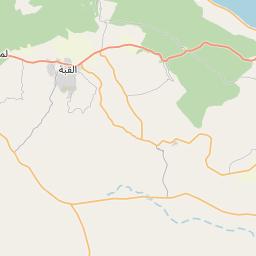 Map of Darnah