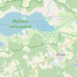 Map of Haapsalu