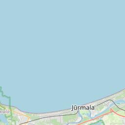 Map of Olaine