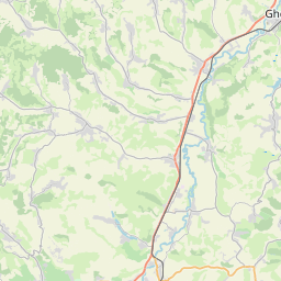 Map of Cluj-Napoca