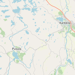 Map of Lohja