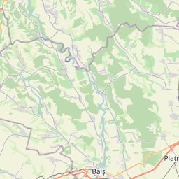 Map of Craiova