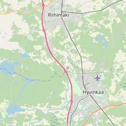 Map of Hyvinge