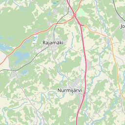 Map of Kerava