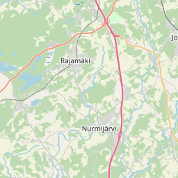 Map of Vantaa