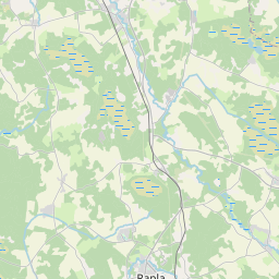 Map of Rapla
