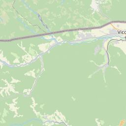 Map of Suceava
