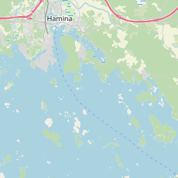 Map of Kotka