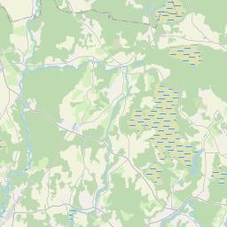 Map of Tartu