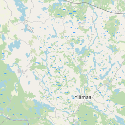 Map of Lappeenranta