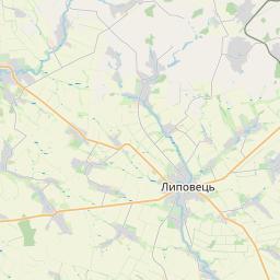 Map of Vinnytsya