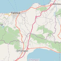 Map of Maltepe