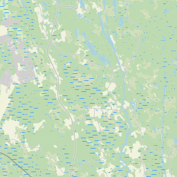 Map of Joensuu