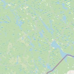 Map of Joensuu