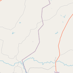 Map of Chitungwiza
