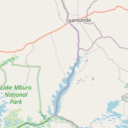Map of Bwizibwera