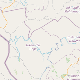 Map of Hluti