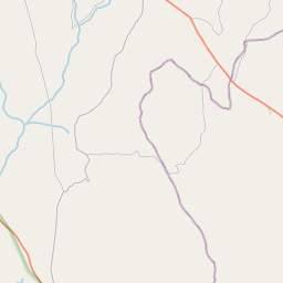Map of Katoro