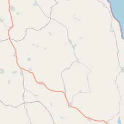 Map of Sumbawanga