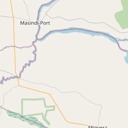 Map of Masindi