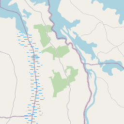 Map of Luwero