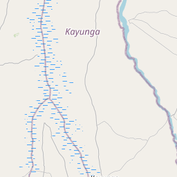 Map of Njeru