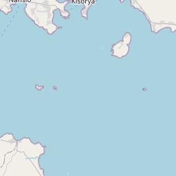 Map of Mwanza