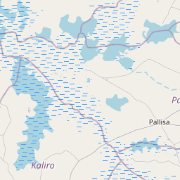 Map of Pallisa